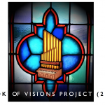 Daniel's Book of Visions Project is now underway, involving the recording and premiering of a brand new hour-long book of 12 pieces for solo organ. Visit the projects page to see how you can participate!